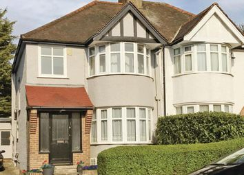 Thumbnail 3 bed semi-detached house for sale in Holders Hill Crescent, London