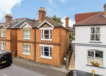 Thumbnail 4 bed terraced house for sale in Springfield Road, Guildford, Surrey