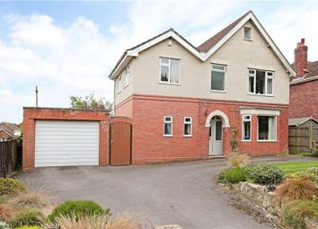 Thumbnail 4 bedroom detached house for sale in West Coker Road, Yeovil, Somerset