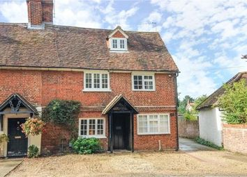Thumbnail 3 bed end terrace house for sale in Plough Road, Yateley, Hampshire