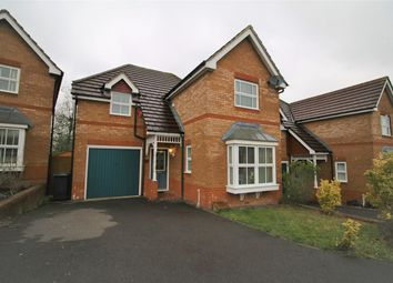 Thumbnail 3 bed detached house for sale in Firecrest Road, Gabriel Park, Basingstoke