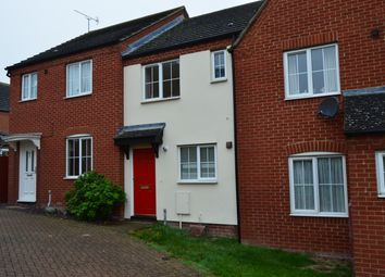 Thumbnail 2 bed terraced house to rent in Cramswell Close, Haverhill
