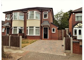 Thumbnail 2 bed semi-detached house for sale in Alborn Crescent, Birmingham