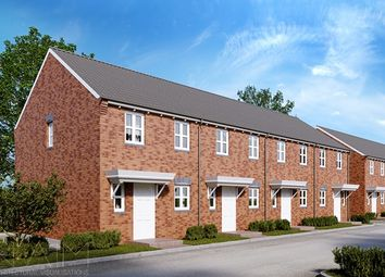 Thumbnail 2 bed town house for sale in Shepherds Reach, Beeby Road, Scraptoft, Leicestershire