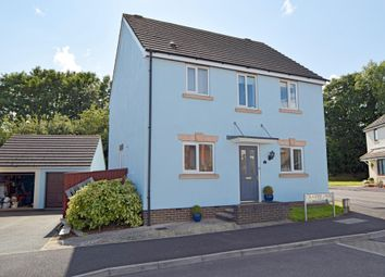 Thumbnail 4 bed detached house for sale in Celandine Lawns, Willand