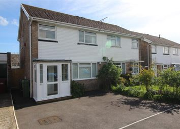 Thumbnail 3 bed semi-detached house for sale in Constable Road, Eastbourne