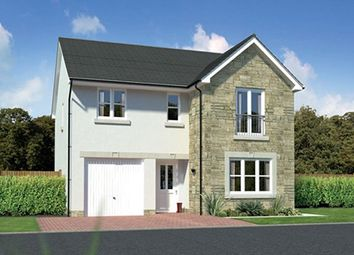 "Thumbnail 4 bedroom detached house for sale in ""Glenmore"" at Meikle Earnock Road, Hamilton"