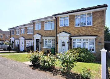 Thumbnail 3 bed end terrace house for sale in Smarts Green, West Cheshunt