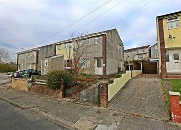 Thumbnail 2 bed semi-detached house for sale in Heol Brynhyfryd, Llantwit Fardre, Pontypridd
