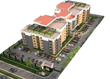 Thumbnail 3 bed apartment for sale in 003E, Airport Road, Abuja, Nigeria