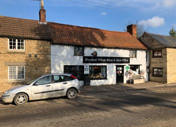 Thumbnail Retail premises for sale in Main Street, Greetham, Oakham