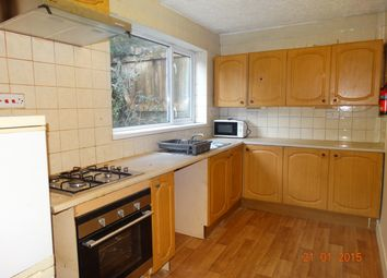 Thumbnail 4 bed end terrace house to rent in Watkin Street, Mount Pleasant, Swansea
