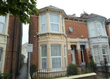 Thumbnail 4 bedroom property to rent in Gains Road, Southsea