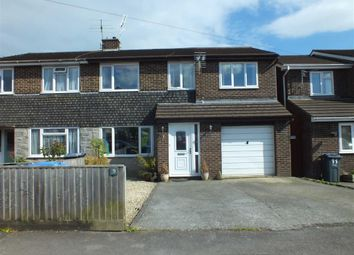 Thumbnail 4 bed semi-detached house for sale in Southview Road, Trowbridge, Wiltshire