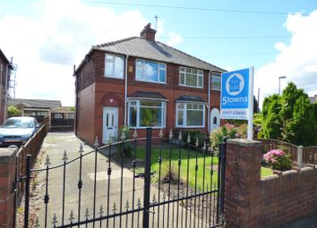 Thumbnail 3 bed semi-detached house for sale in Redhill Road, Castleford