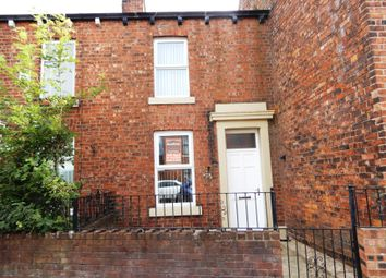 Thumbnail 2 bed terraced house for sale in 28 Greystone Road, Carlisle, Cumbria