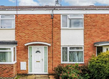 Thumbnail 2 bed terraced house for sale in Cowley Road, Headlands, Daventry