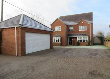 Thumbnail 6 bed detached house to rent in Northcliff Road, Kirton Lindsey