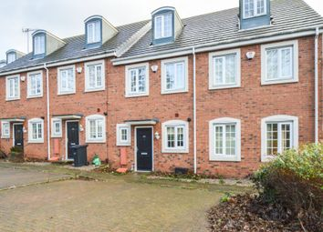 Thumbnail 3 bed terraced house to rent in Selborne Road, Dudley