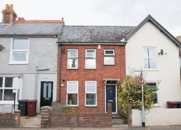 Thumbnail 2 bedroom terraced house for sale in Bognor Road, Chichester