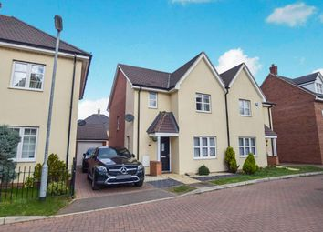 3 bed semi-detached house for sale in Chamberlain Way, Shortstown, Bedford MK42