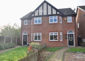 Thumbnail 3 bed property for sale in Booth Road, Audenshaw, Manchester