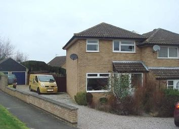 Thumbnail 3 bedroom end terrace house to rent in Polstead Close, Stowmarket