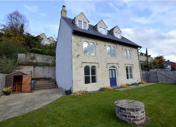 Thumbnail 4 bed detached house for sale in Middle Road, Thrupp, Gloucestershire