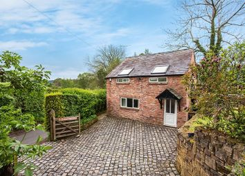 Thumbnail 2 bed detached house to rent in Smithy Lane, Bosley, Macclesfield
