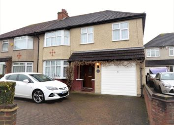 Thumbnail 4 bed semi-detached house for sale in Bowness Road, Bexleyheath, Kent