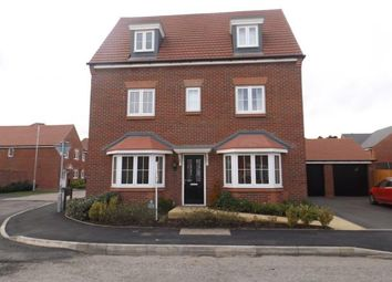 Thumbnail 4 bed detached house for sale in Felix Baxter Drive, Kidderminster
