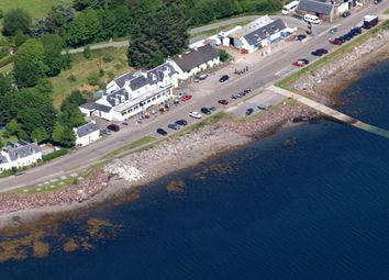 Thumbnail Hotel/guest house for sale in Lochcarron Hotel, Lochcarron, Wester Ross