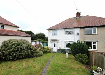 Thumbnail 3 bed semi-detached house for sale in Bryn Y Coed, Strand, Holywell, Flintshire