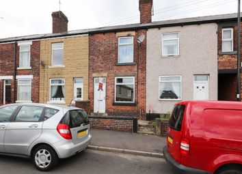 Thumbnail 3 bed terraced house for sale in Stanhope Road, Sheffield