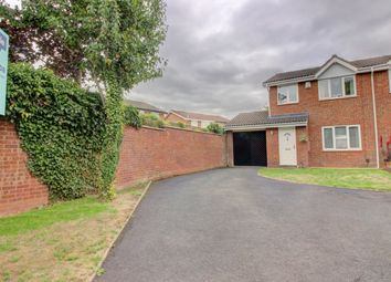 Thumbnail 3 bed semi-detached house for sale in Abbey Road, Glascote, Tamworth