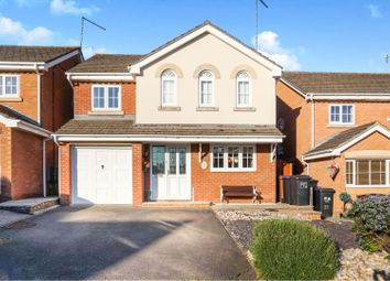 4 bed detached house for sale in Cherry Blossom Close, Little Billing NN3