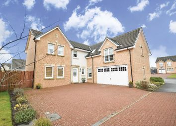 Thumbnail 5 bed detached house for sale in Walpole Lane, East Kilbride, Glasgow