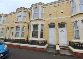 Thumbnail Terraced house for sale in Leopold Road, Kensington, Liverpool