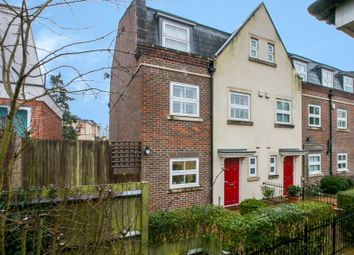 Thumbnail 4 bed end terrace house for sale in Rossiter Close, London