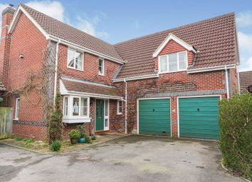 Thumbnail 5 bed detached house for sale in Sir Lancelot Close, Knightwood, Chandler's Ford