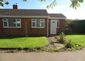 Thumbnail 2 bed semi-detached bungalow for sale in Elm Tree Walk, Tamworth