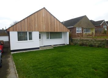 Thumbnail 3 bed bungalow to rent in Newland Road, Swindon