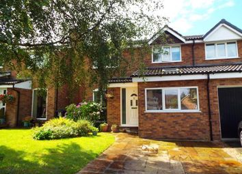 Thumbnail 4 bed semi-detached house for sale in Heatherfield Court, Wilmslow, Cheshire