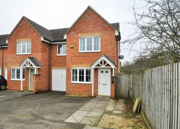 Thumbnail 3 bed semi-detached house for sale in Restharrow Mead, Bicester