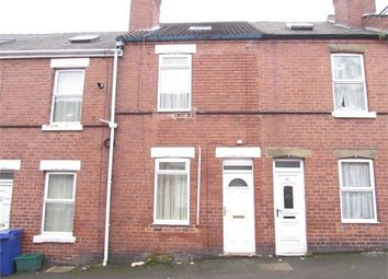 Thumbnail 4 bed terraced house to rent in Athelstane Road, Conisbrough, Doncaster