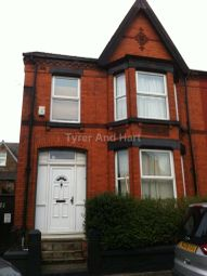Thumbnail 5 bedroom shared accommodation to rent in Lidderdale Road, Wavertree, Liverpool