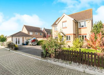 Thumbnail 4 bedroom detached house for sale in Lavender Drive, Southminster