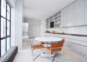 Thumbnail 3 bed flat to rent in East Heath Road, London