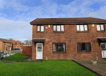 Thumbnail 3 bedroom semi-detached house for sale in Merlinford Drive, Braehead, Renfrew