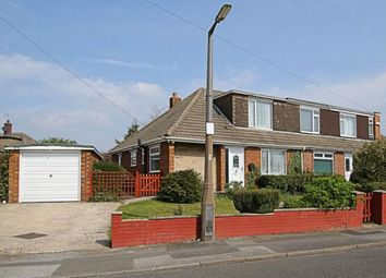 Thumbnail 3 bed bungalow for sale in Rosegarth Avenue, Aston, Sheffield, South Yorkshire